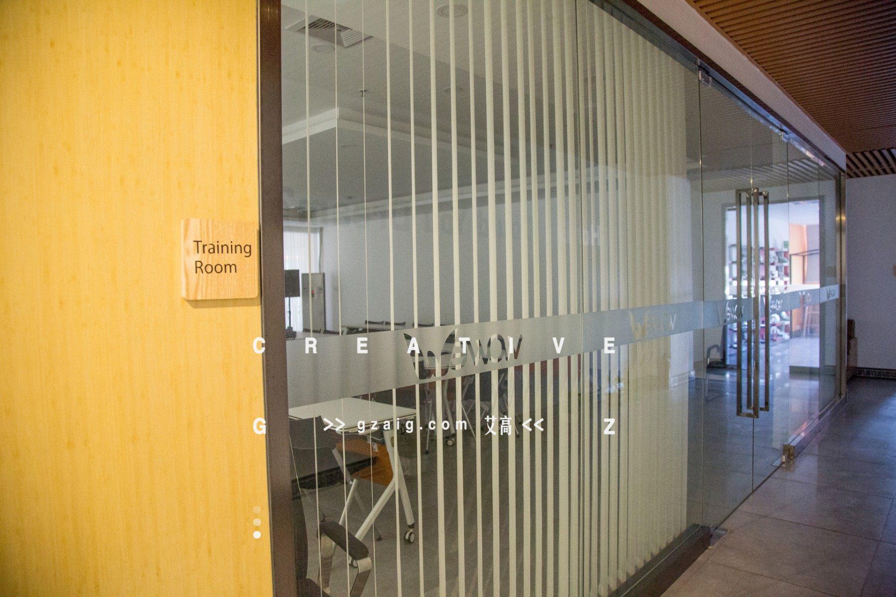 二楼办公场景