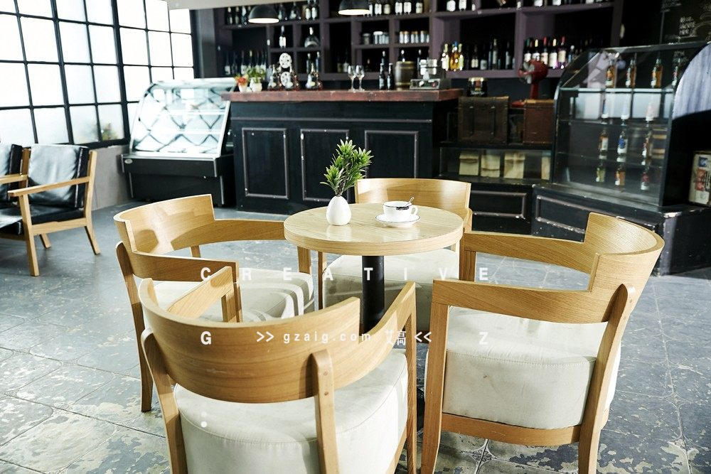 咖啡厅场景