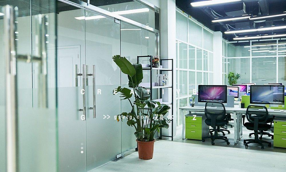 全新六楼办公区