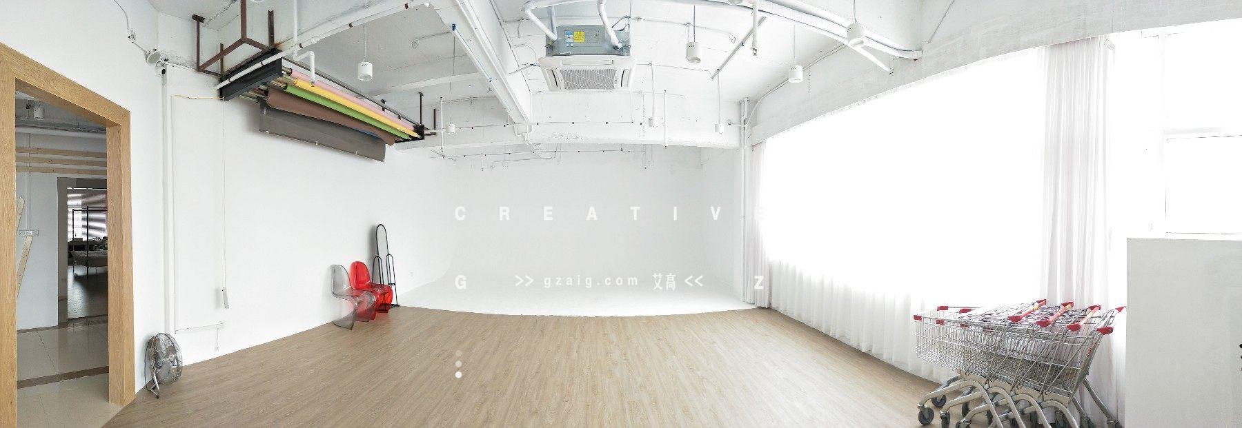 三楼室内场景白棚