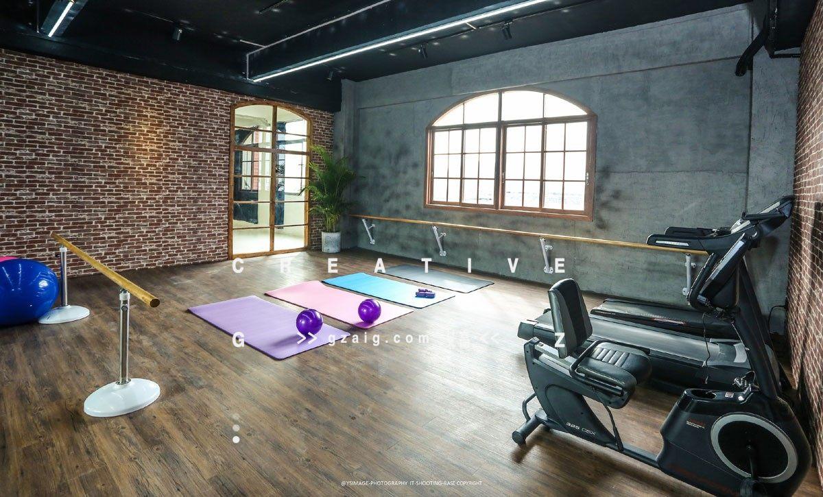 7楼vip 瑜伽房