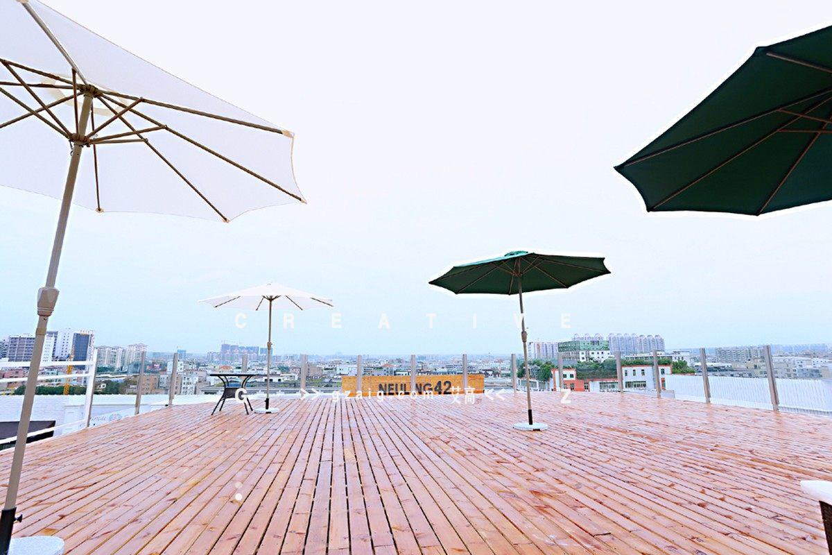 9楼 度假风泳池