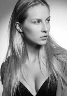 外籍女模Sofiya