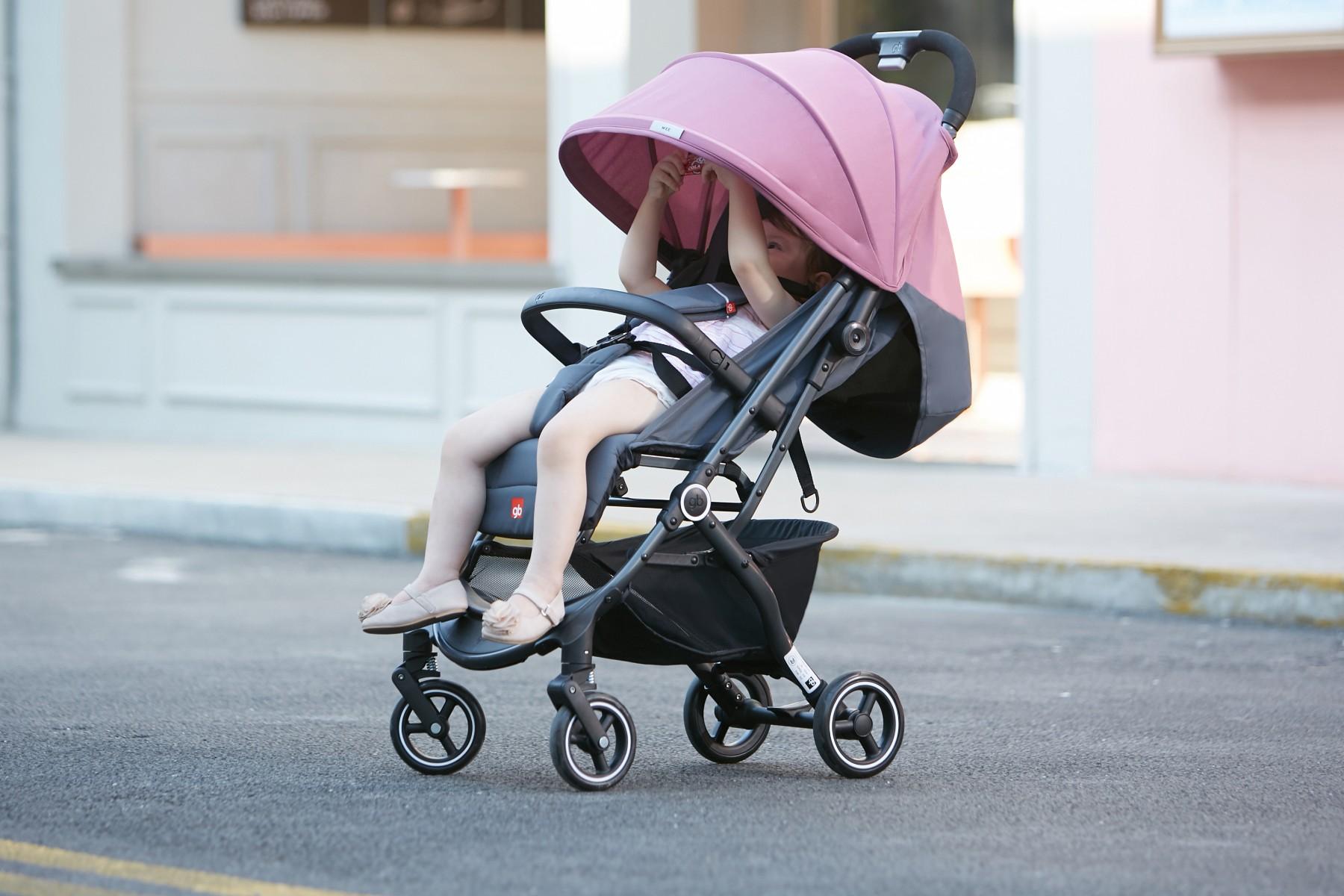 元寶好孩子嬰兒車