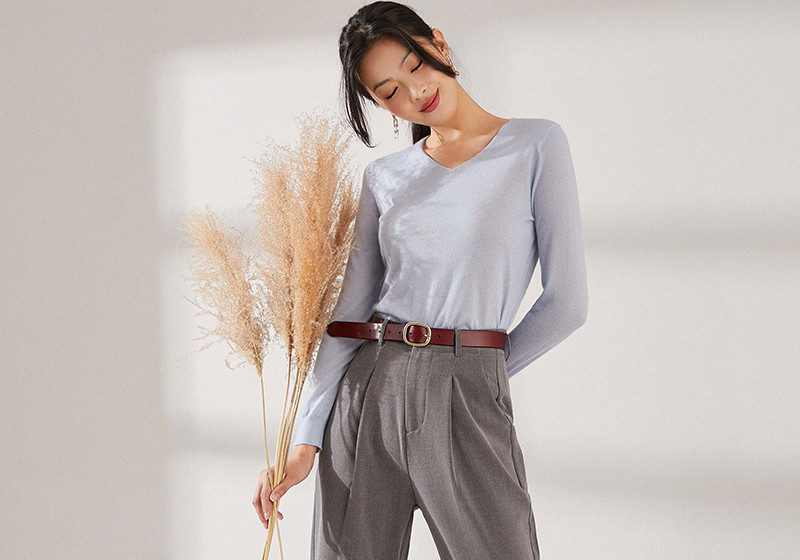億格紡織女裝